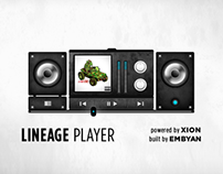 Lineage Music Player