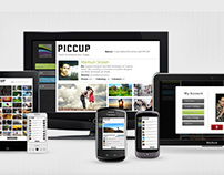 PICCUP Social Site Design