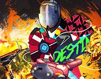 Destiny /// Titan Sunbreaker