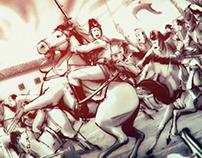 120 de Santa Rita / Rancagua's Battle