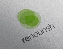 Re-nourish Website & Branding