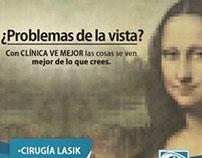 Clínica Ve Mejor // Print