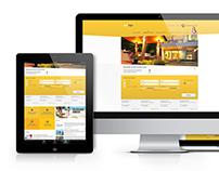 Website skin
