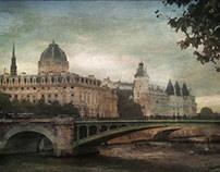 Paris - Pont Notre Dame