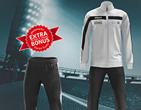 Kit Soccer 3D