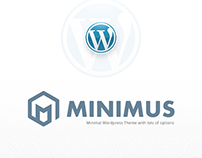 Minimus - Minimal Wordpress Theme