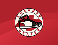 Logotipo - Sneaker Dealer