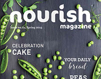 Nourish Magazine Internship