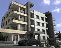 Residential Building in Amman