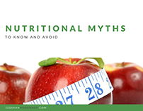 Nutritional Myths to Know and Avoid