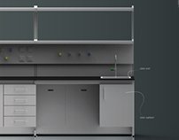 Lab Furniture System