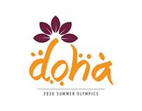 Doha Olympics Logotype