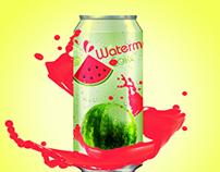 Watermelon Coke