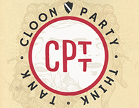 Cloon Party Think Tank -- Branding & Identity