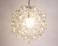 Bubble Chandelier by Souda