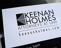 Keenan Holmes: Identity System
