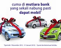 Bumper TVC Program Tabungan Mobil Mutiara Bank