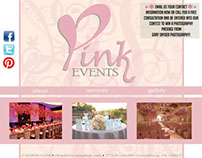 Pink Events *School Project*