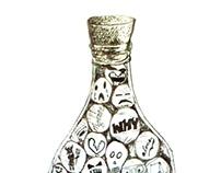 Illustration: Bottled Up