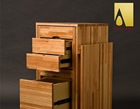 Ludovico Office (Transformable furniture)