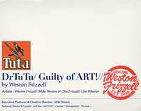 DrTuTu/ Guilty of ART!// EPK