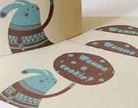 + Bunny Cookies +