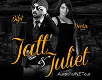 Jatt and Juliet Tour - Teaser