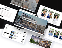 Westley Williams Group Web Design