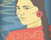Sacagawea Portrait