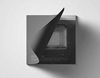 Square Magazine / Catalogue Mockup