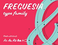 Freguesia - Typeface Design
