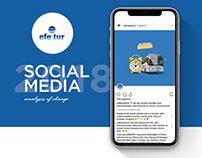 Efe Tur / Sosyal Medya