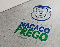 Logo Projeto Macaco Prego Celulose Irani S.A