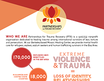 Partnerships for Trauma Recovery Infosheet