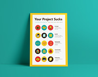 Your Project Sucks – Poster