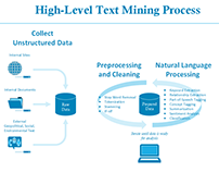 High-Level Text Mining Process