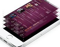 iPic. UX-UI Design for iPhone app.
