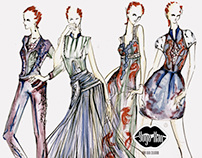 Fashion Design Collection Yoyo Han