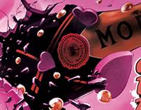 Moet & Chandon - ST Valentin - Zurich 2012