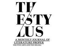 The Stylus: A Monthly Journal of Literature Proper