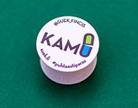 Logo design for Finnish Antidoping Agency SUEK