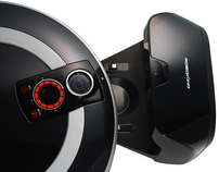 RK Smart+ : robotic vacuum cleaner design