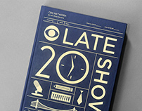 Late Show Book Cover
