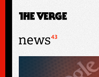 The Verge for Windows Phone