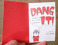 Dang It! mini-zine