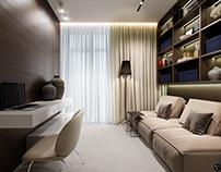 Visualization | Apartments | Children room