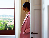 Alfie Browns - Rebranding an Italian Fashion Icon