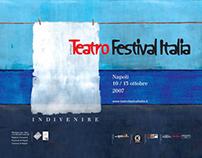 theatre festival identity