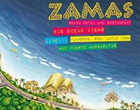 Zamas - Beach Hotel