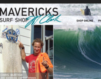 Mavericks/Jeff Clark Surfboards